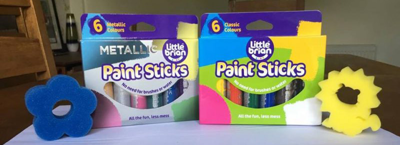 PAINT STICKS ARE HELPING CHILDREN BE THE BEST THEY CAN BE!