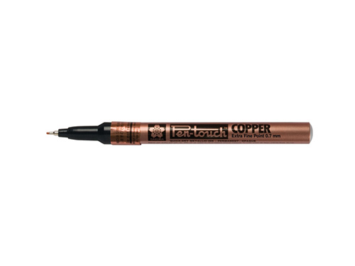 Pen-Touch Copper Extra Fine
