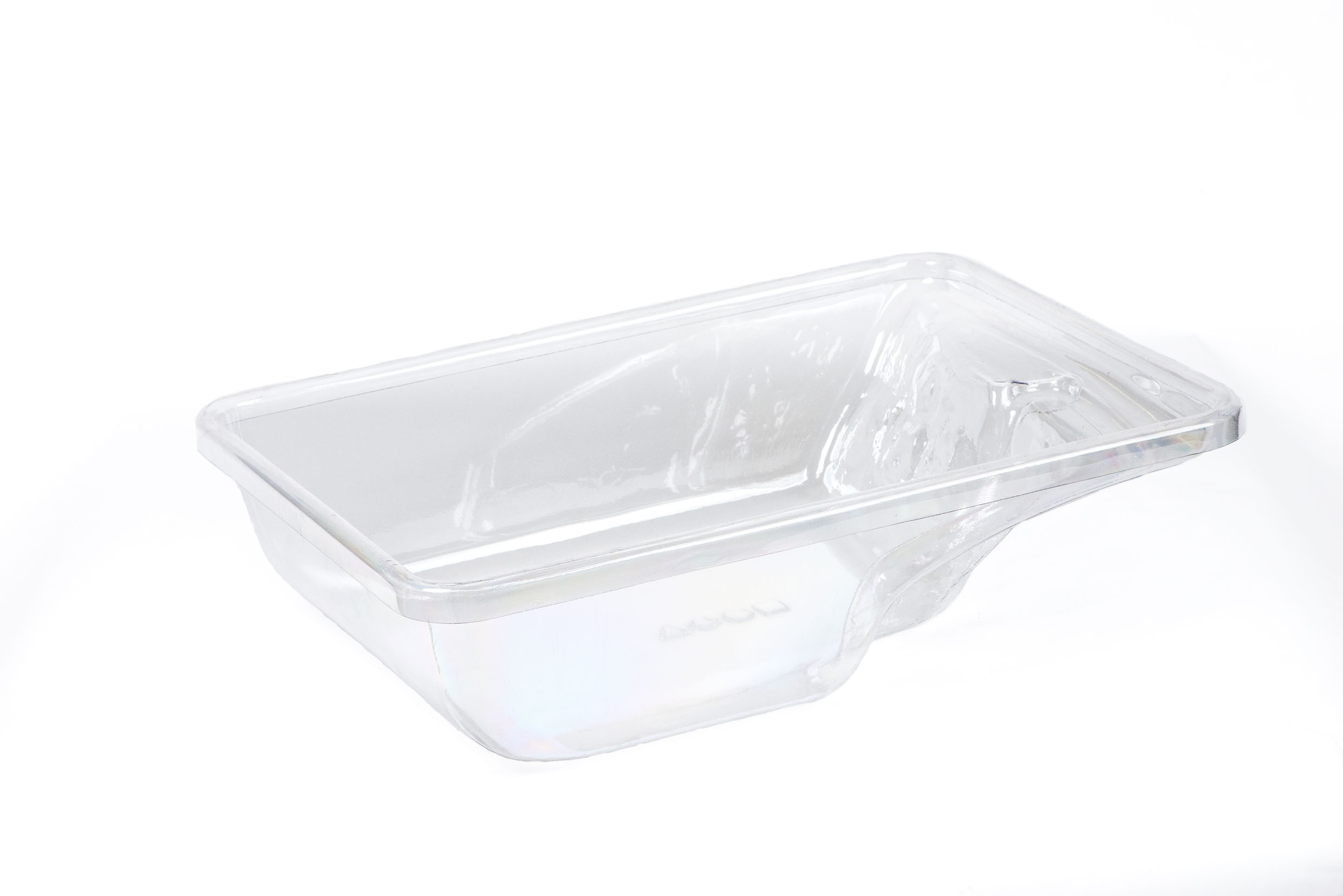 Rockpool  Clear Tub (Tub Only)