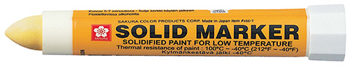 Solid Marker Low Temperature Yellow