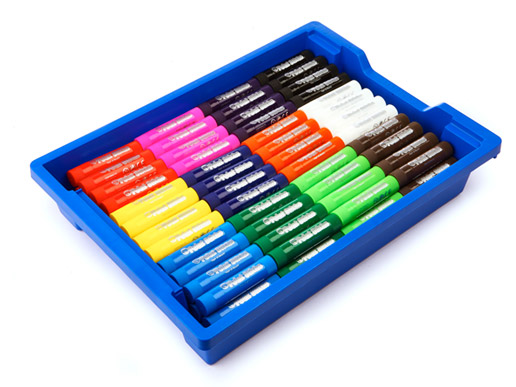 Box of Little Brian Paint Sticks